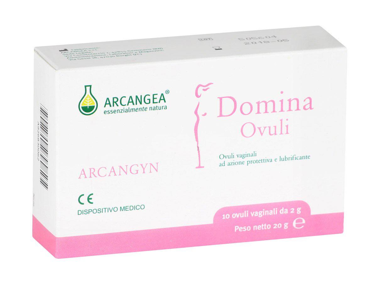 ARCANGEA DOMINA 10 OVULI VAGINALI DA 2 G