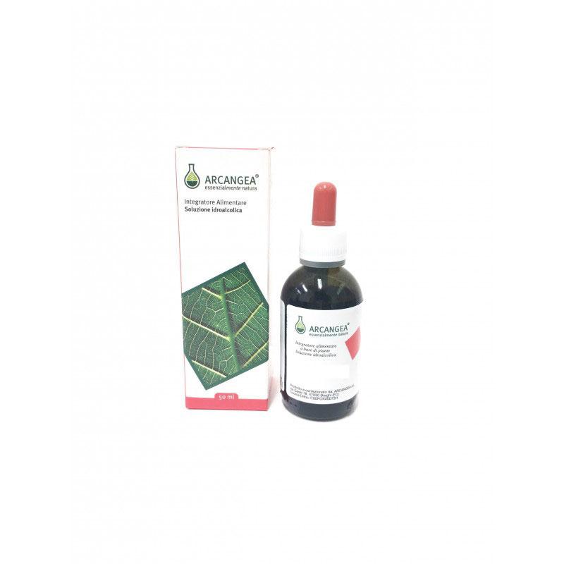 ARCANGEA FUMARIA SOLUZIONE IDROALCOLICA INTEGRATORE ALIMENTARE 50 ML