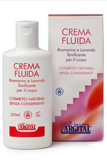 ARGITAL CREMA FLUIDA CORPO TONIFICANTE - 200 ML