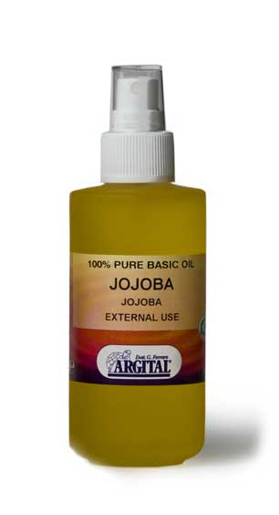 ARGITAL OLIO BASE DI JOJOBA - 125 ML