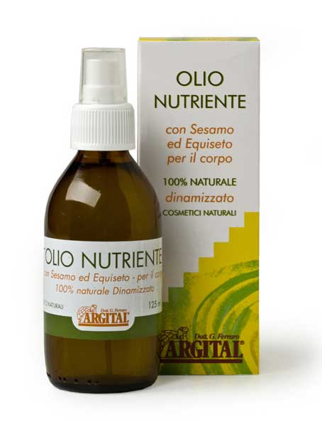 ARGITAL OLIO NUTRIENTE - 125 ML