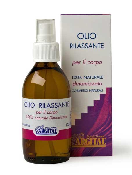 ARGITAL OLIO RILASSANTE E NUTRIENTE - 125 ML