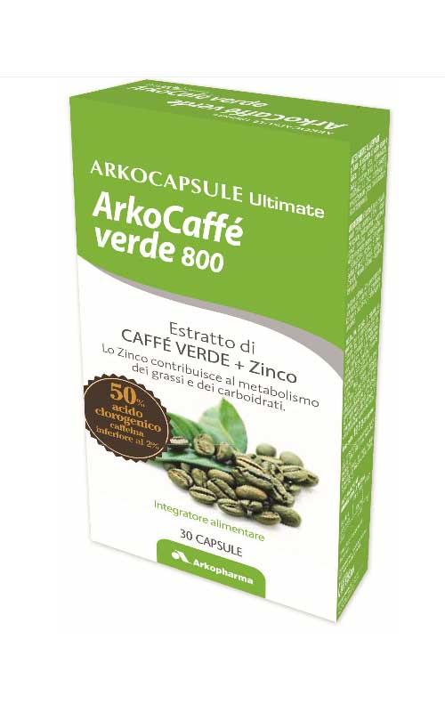 recensioni vitali di estratto di chicco di caffè verde