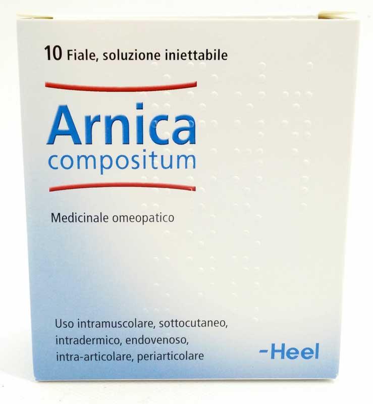 ARNICA COMPOSITUM 10 FIALE DA 2,2 ML