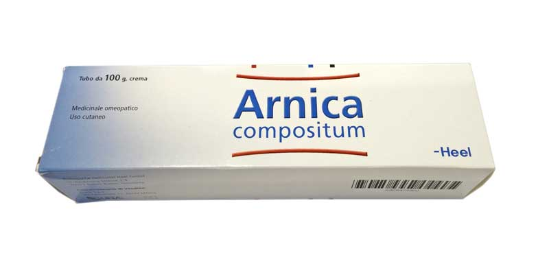 ARNICA COMPOSITUM HEEL CREMA 100 G