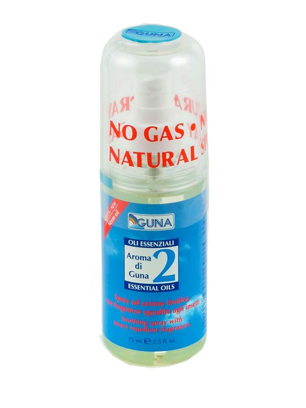 AROMA DI GUNA N 2 OLI ESSENZIALI SPRAY 75 ML
