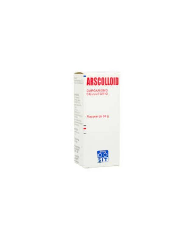 ARSCOLLOID COLLUTORIO - 30 G