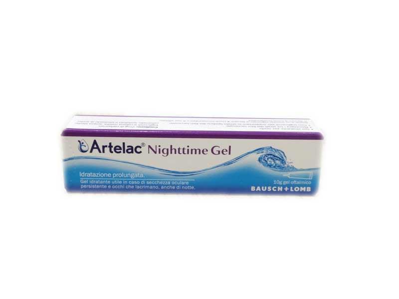 ARTELAC NIGHTTIME GEL 10 ML