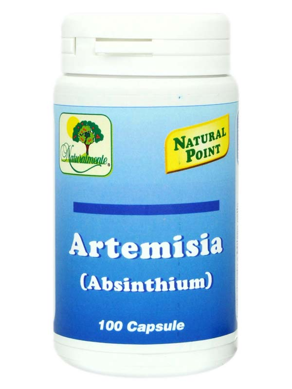 ARTEMISIA ASSENZIO ROMANO 100 CAPSULE