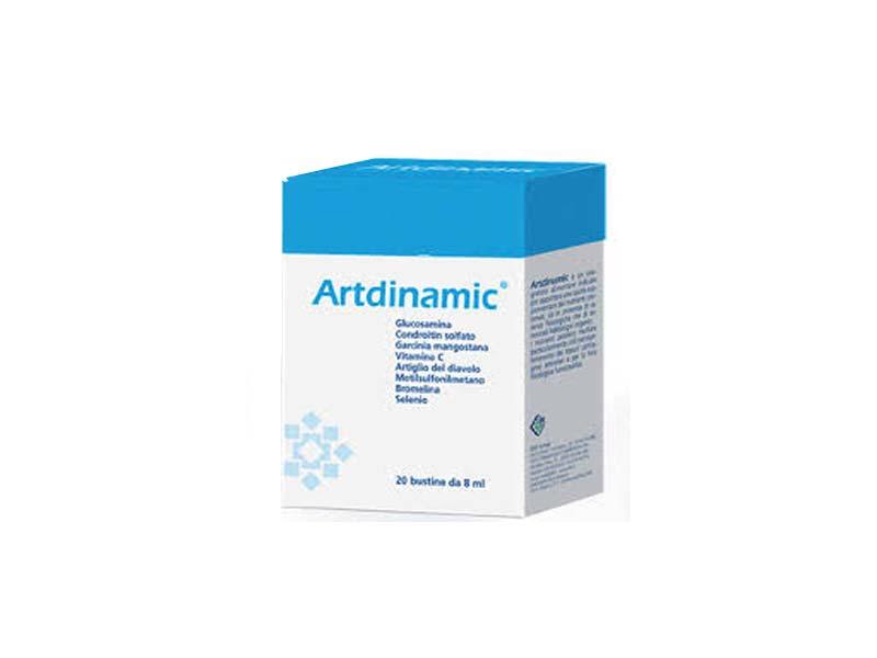 ARTIDINAMIC 20 BUSTINE DA 8 ML