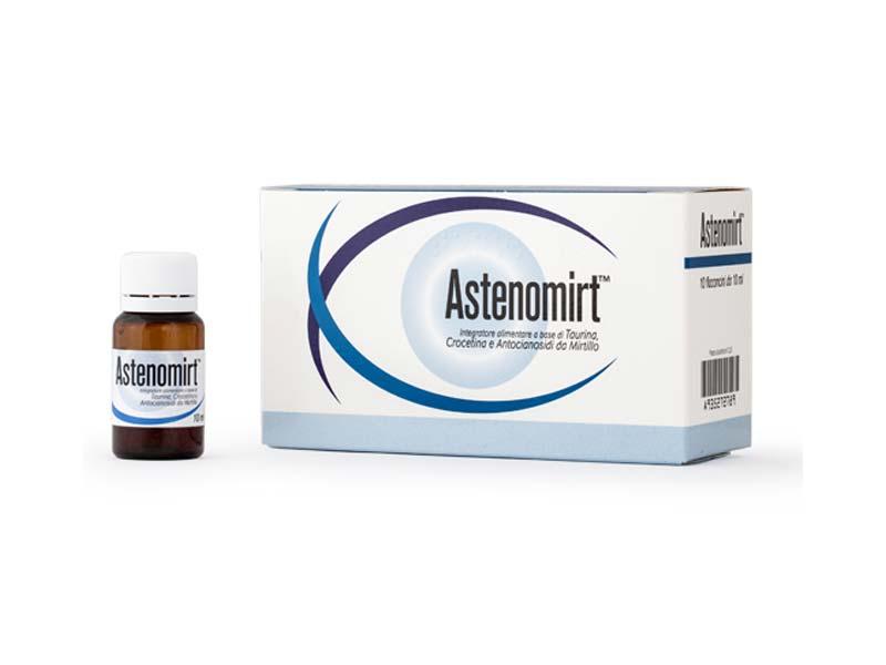 ASTENOMIRT 10 FLACONCINI DA 10 ML