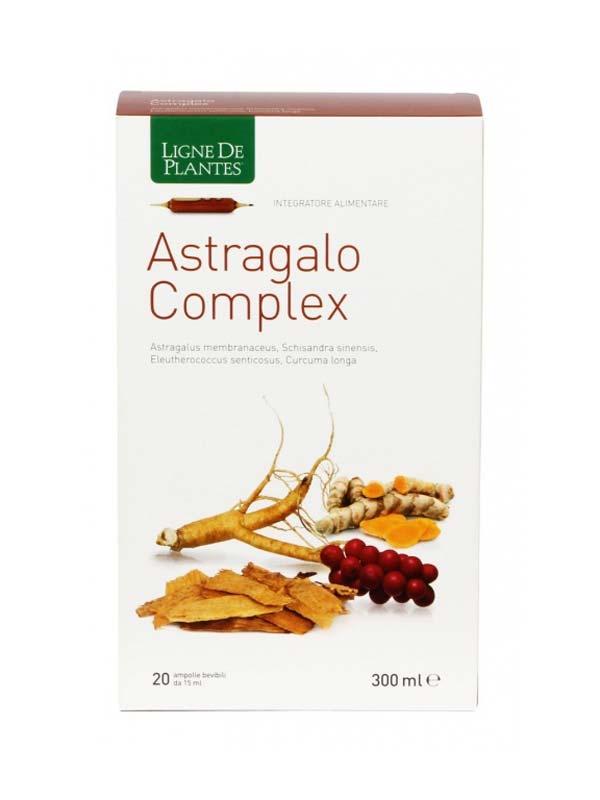 ASTRAGALO COMPLEX 20 AMPOLLE BEVIBILI DA 15 ML