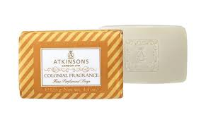 ATKINSONS SAPONE COLONIAL FRAGRANCE - 125 GR