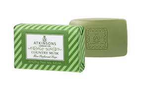 ATKINSONS SAPONE COUNTRY MUSK - 125 GR