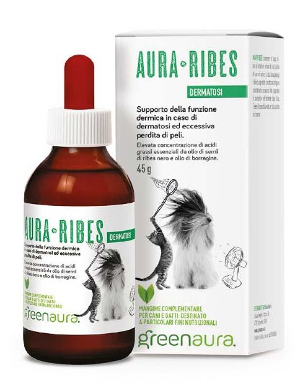 AURA RIBES MANGIME COMPLEMENTARE PER LA DERMATOSI 45 G