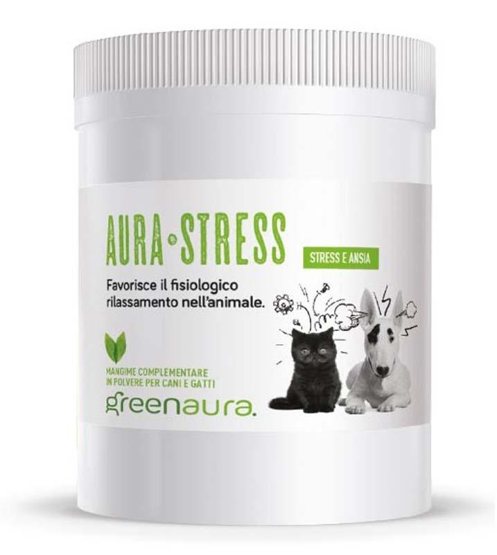 AURA STRESS MANGIME COMPLEMENTARE PER STRESS E ANSIA 100 G