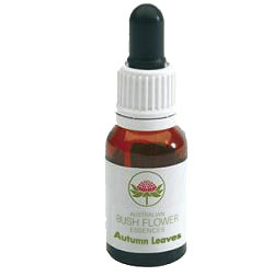 AUSTRALIAN BUSH FLOWER ESSENCES - AUTUMN LEAVES - 15 ML