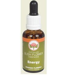 AUSTRALIAN BUSH FLOWER ESSENCES - ENERGY - 30 ML