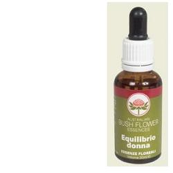 AUSTRALIAN BUSH FLOWER ESSENCES - EQUILIBRIO DONNA - 30 ML