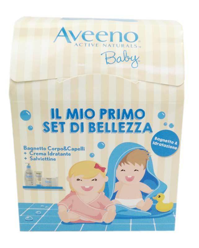 AVEENO BABY SET BAGNETTO E IDRATAZIONE