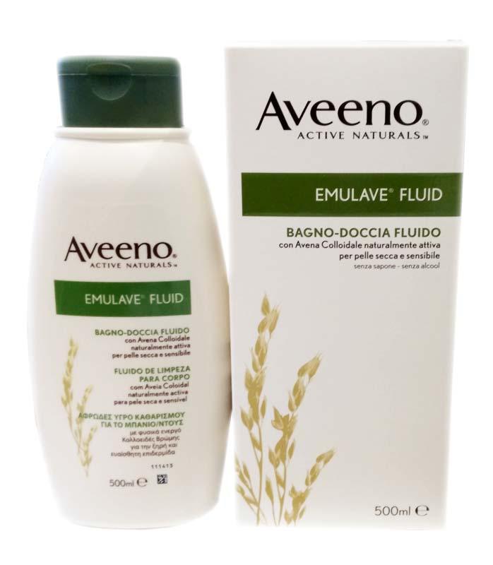 AVEENO® EMULAVE FLUID BAGNO DOCCIA FLUIDO 500 ML