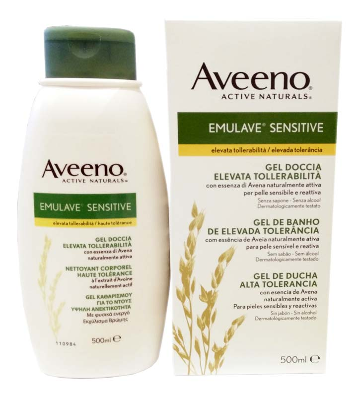 AVEENO® EMULAVE SENSITIVE GEL DOCCIA 500 ML