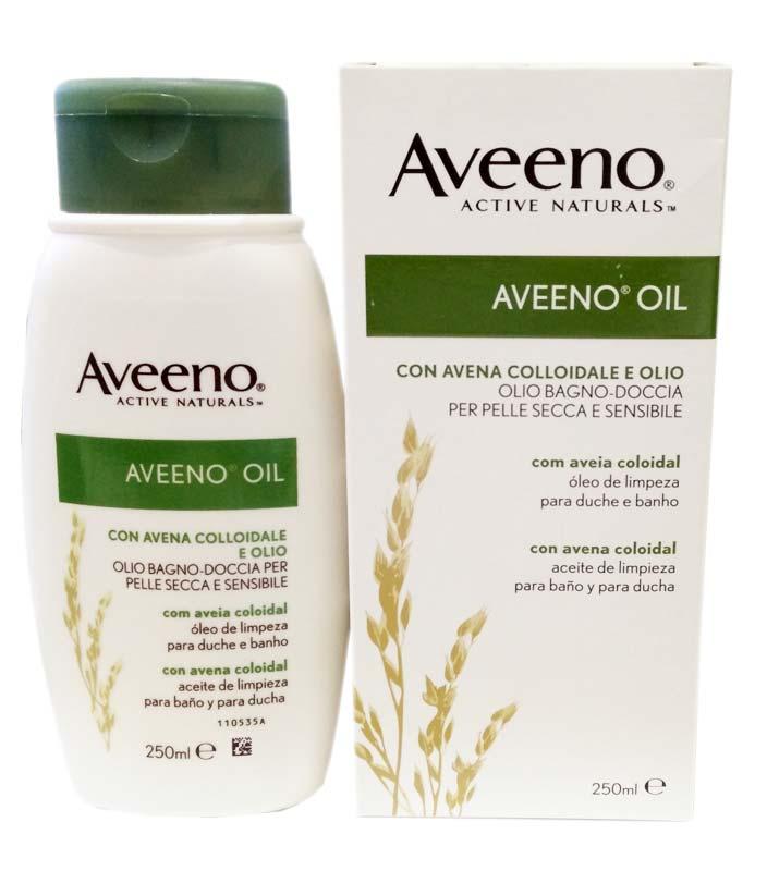 Aveeno oil bagno doccia 250 ml - Aveeno bagno doccia idratante ...