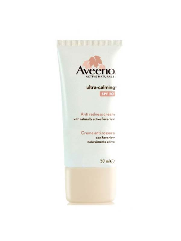 AVEENO ULTRA CALMING CREMA ANTI ROSSORE SPF 20 50 ML