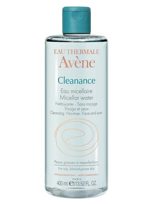 AVENE CLEANANCE ACQUA MICELLARE DETERGENTE 400 ML