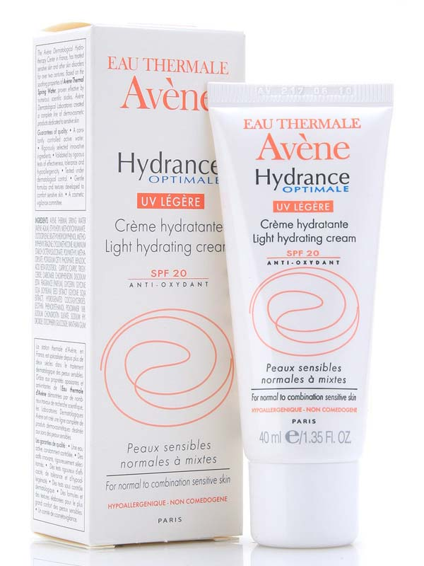 AVENE HYDRANCE OPTIMALE LEGGERA SPF20 40 ML