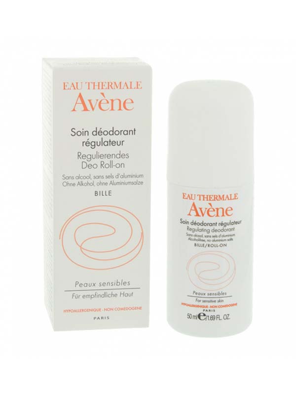 AVENE TRATTAMENTO DEODORANTE REGOLATORE ROLL ON 50 ML