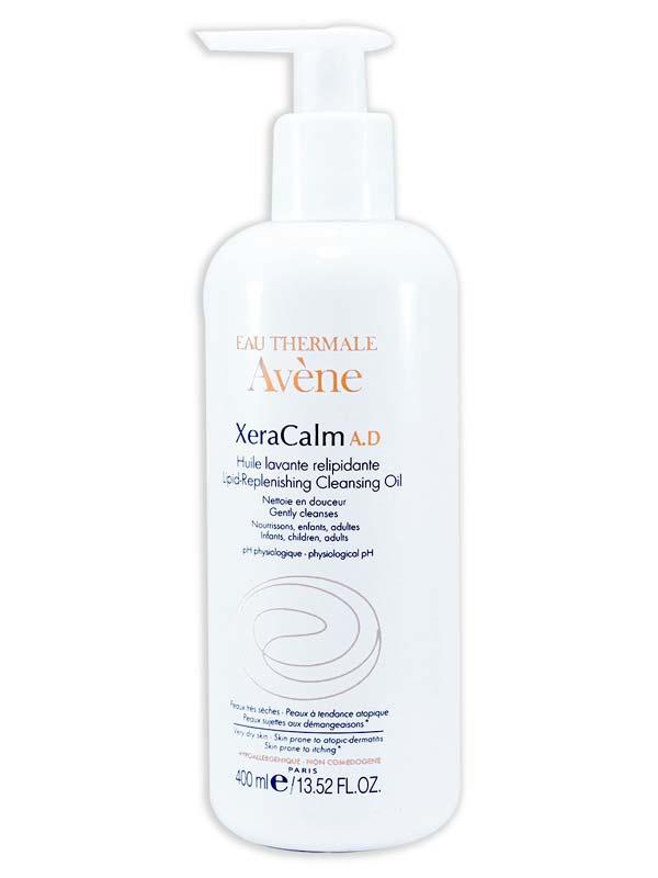 Avene Xeracalm A.D Olio Detergente Liporestitutivo 400 ml