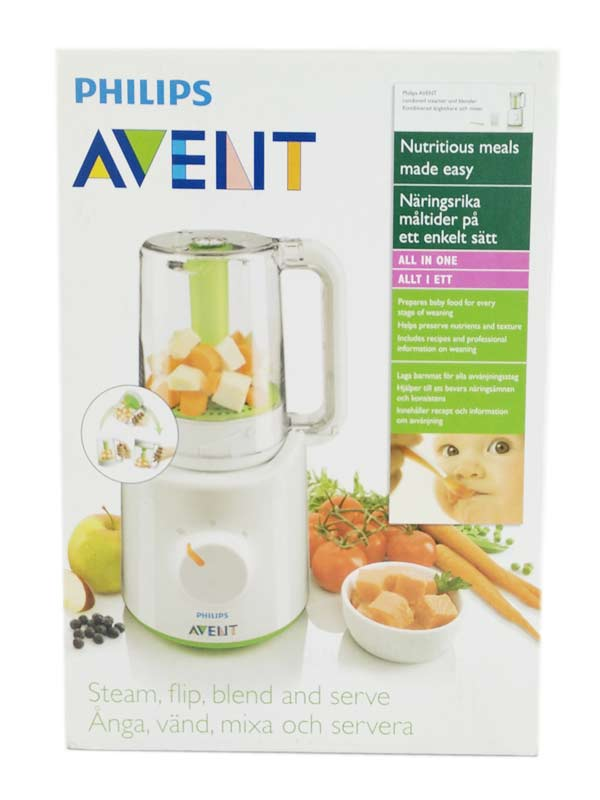 AVENT EASY PAPPA 2 IN 1