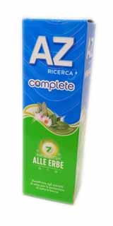 AZ COMPLETE ALLE ERBE - 75 ML