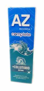 AZ COMPLETE +COLLUTORIO WHITENING - 75 ML