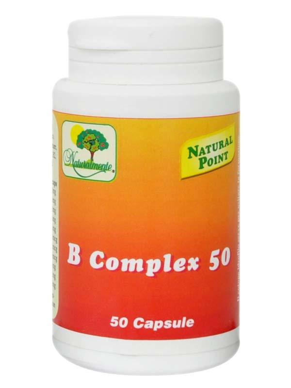 B COMPLEX 50 50 CAPSULE