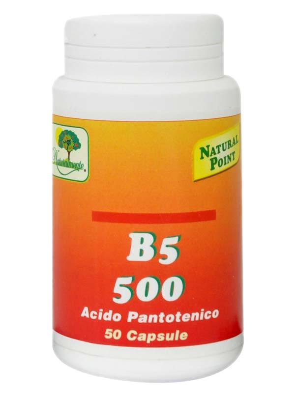 B5 500 50 CAPSULE