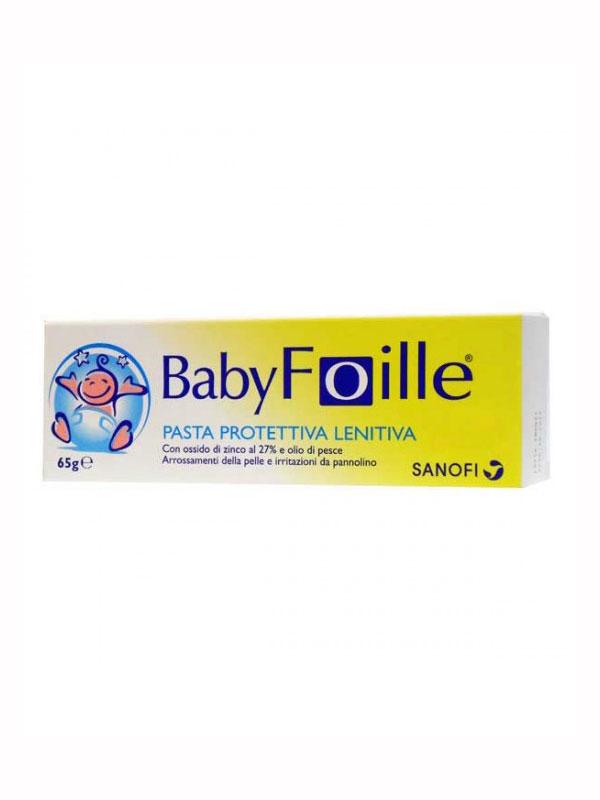 BABY FOILLE PASTA PROTETTIVA LENITIVA 65 G