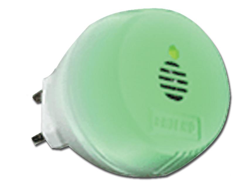 BABYFRIEND - Dispositivo contro le zanzare