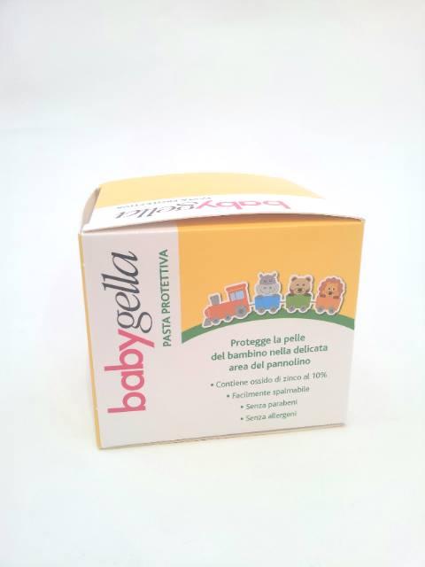 BABYGELLA PASTA PROTETTIVA - LINEA VERDE - 150 ML