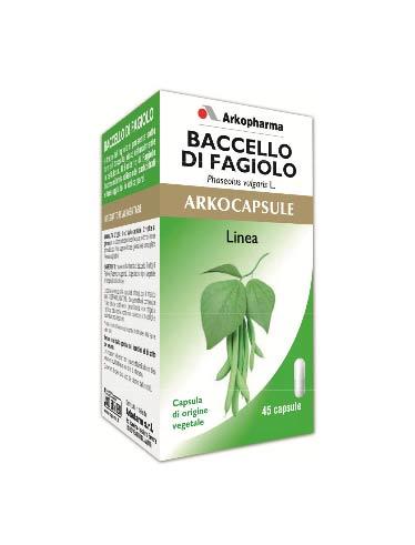 BACCELLO DI FAGIOLO ARKOCAPSULE 45 CAPSULE