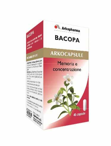 BACOPA ARKOCAPSULE 45 CAPSULE