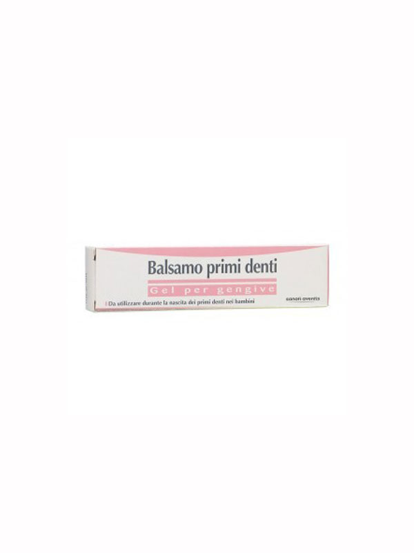 BALSAMO PRIMI DENTI 25 ML
