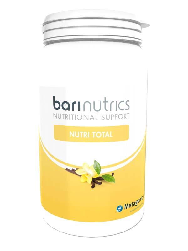 BARINUTRICS NUTRI TOTAL POLVERE 14 PORZIONI