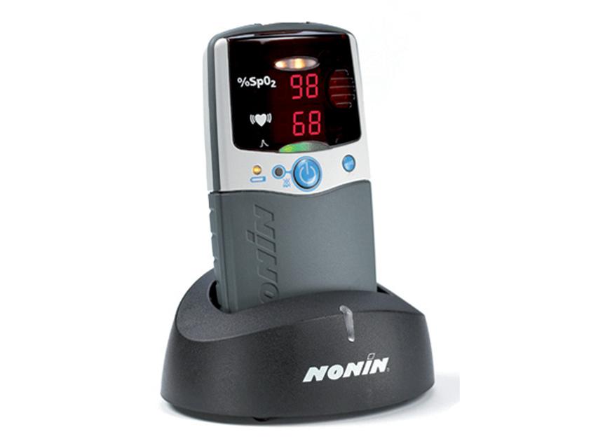 BASE DI RICARICA NONIN - con pacco batteria NiMH (per cod. 35086)