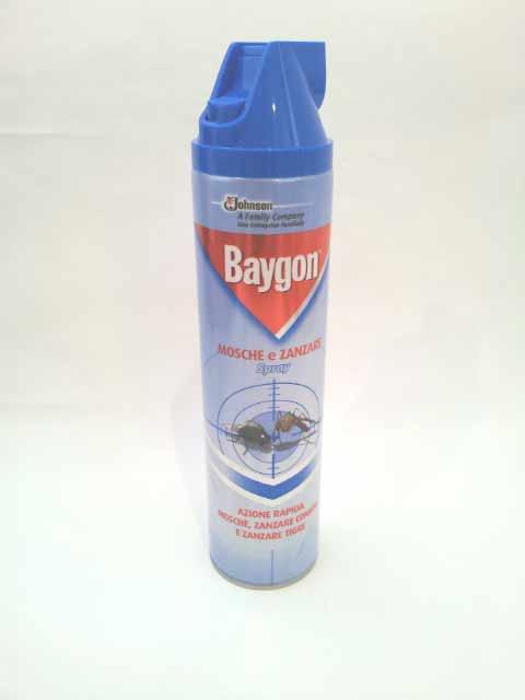 BAYGON MOSCHE E ZANZARE SPRAY - 400 ML