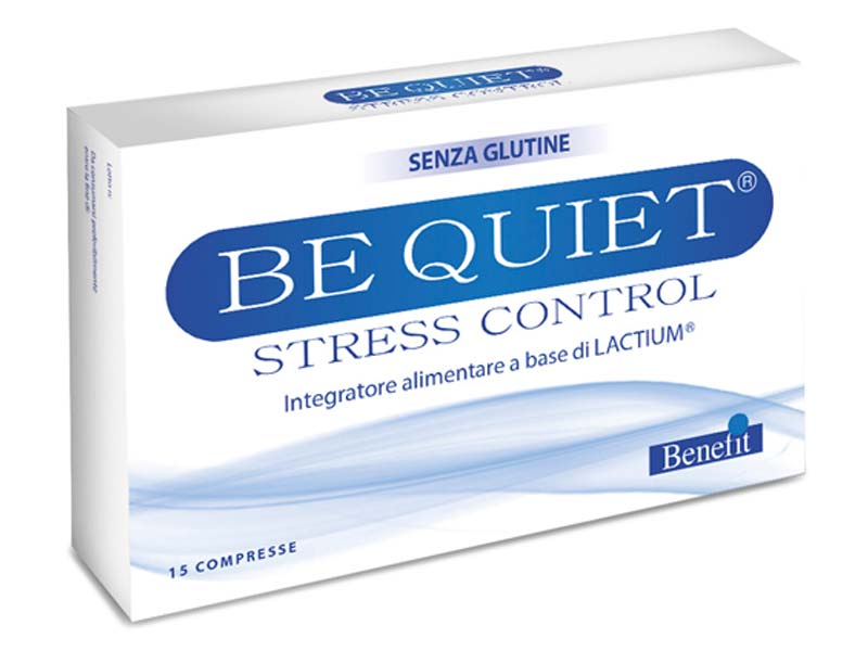 BE QUIET STRESS CONTROL 15 COMPRESSE