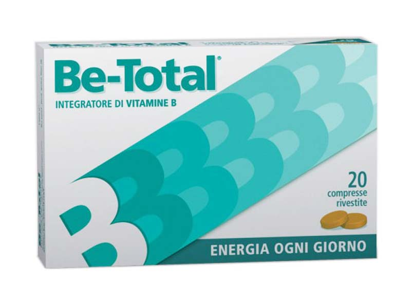 BE TOTAL® 20 COMPRESSE