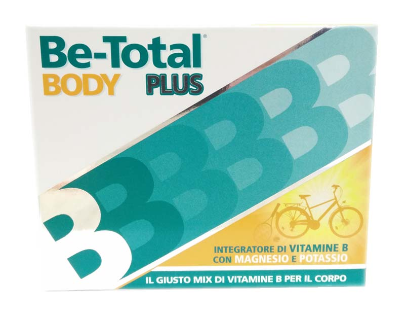 BE TOTAL® BODY PLUS 20 BUSTINE