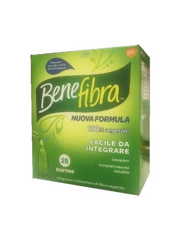 BENEFIBRA POLVERE 28 BUSTINE DA 3,5 G